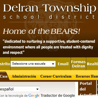 http://www.delranschools.org/Page/1733
