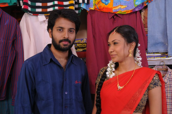 Saitan Telugu Movie Stills