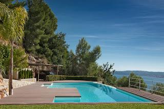 piscinas+de+lujo Fases de construcción de una piscina que realizamos.