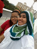 with Murni...new freind...gila2