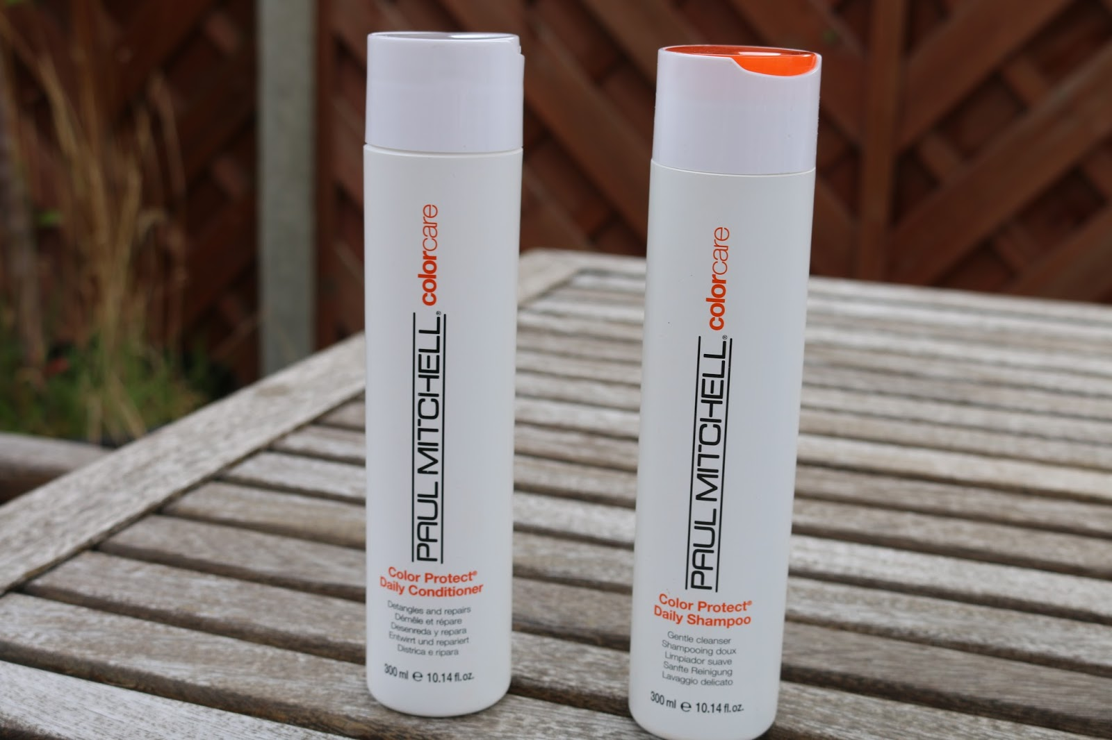 Paul Mitchell Color Care Protect Daily Shampoo & Colour Care Protect Daily Conditioner
