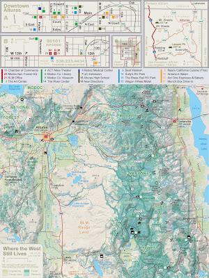 Map of Alturas City 5