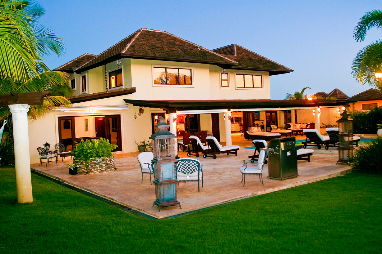 Casas extraordinarias casas de campo for Casa del campo