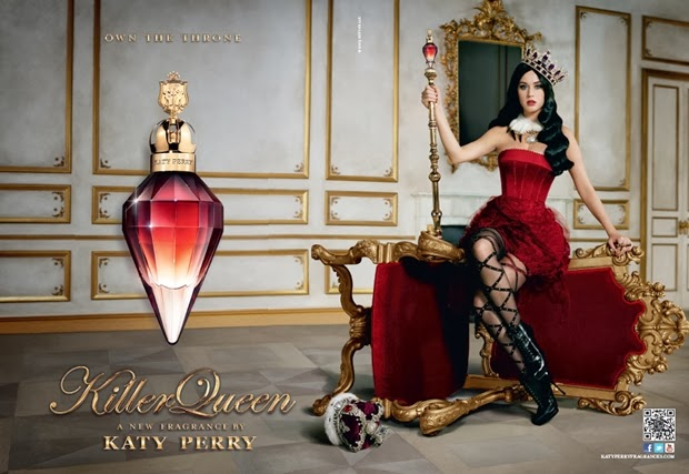 Katy Perry Killer Queen