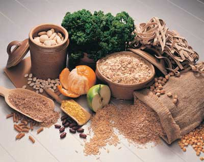 food fiber roughage
