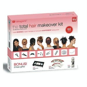 Hairagami Total Hair Makeover Kit