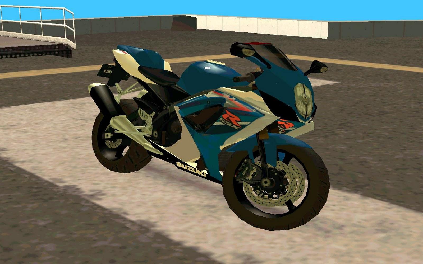 Ktm Gta Sa >> GTA San Andreas 2010™: Suzuki GSX-R1000 2007 v2 (Especiais)