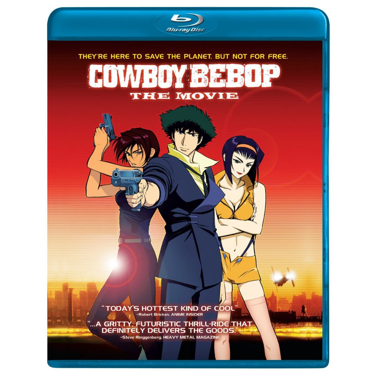 Cowboy Bebop: The Movie 劇場版 カウボーイビバップ 天国の扉 (Gekijoban Kauboi Bibappu: Tengoku no Tobira)