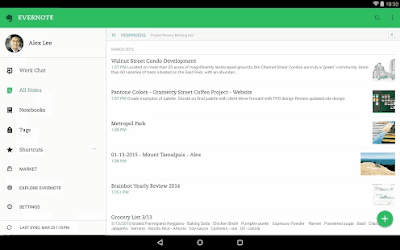 Download Evernote Premium APK Full Version