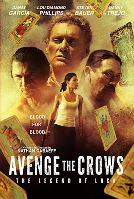 Avenge The Crows 2017 Custom HD Dual Latino 5.1