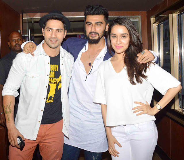 ABCD2 Movie Special Screening