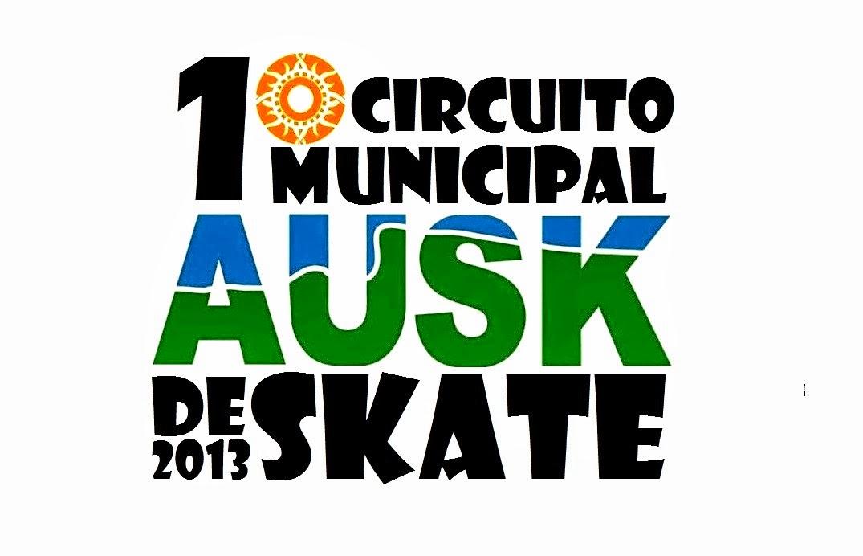 2ª Etapa do Circuito Municipal AUSK de Skate
