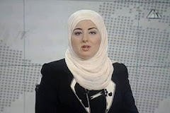ظهور مذيعة محجبة لأول مرة في النشرة الإخبارية للتلفزيون المصري