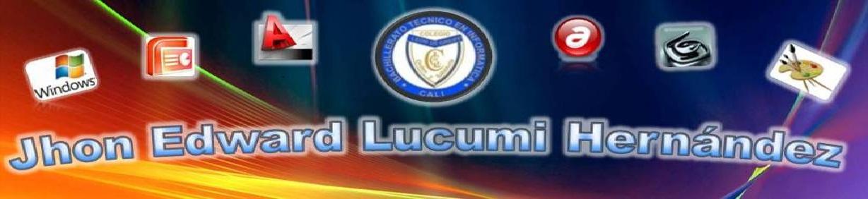 Jhon Edward Lucumi Hernandez