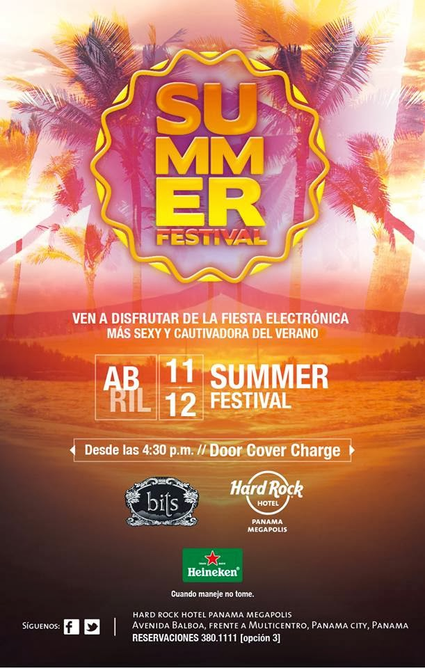 Summer Festival - Hard Rock.