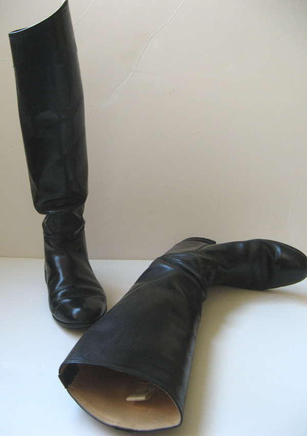 Lastest WOMENS EQUESTRIAN HORSE RIDING LEATHER LONG STABLE YARD BOOTS SIZE 3 4