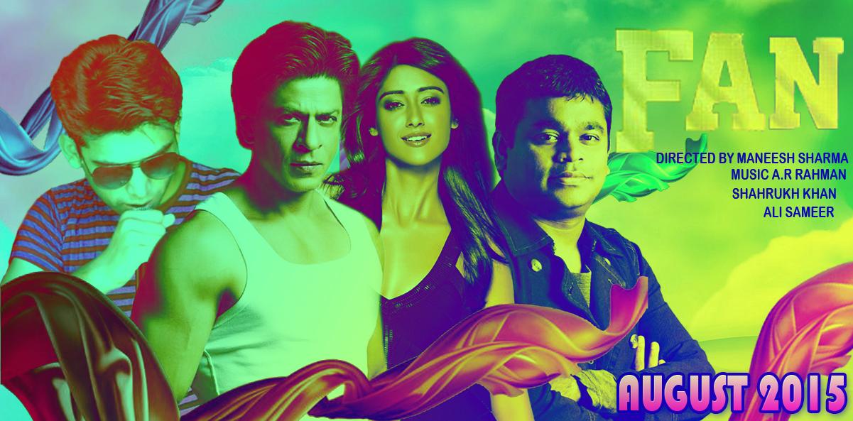 Srk Fan Movie Poster Srk Fan Movie Free Download Music Ki Dunya