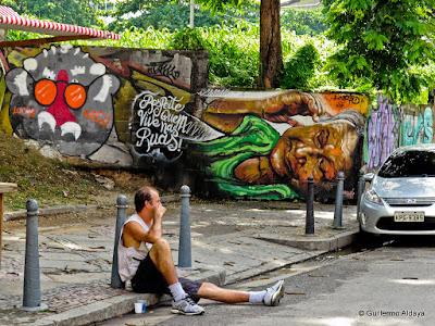 En Rio de Janeiro (Brasil), by Guillermo Aldaya / PhotoConversa