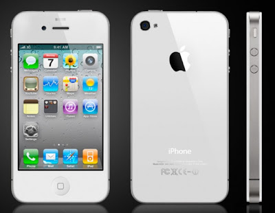 Apple Iphone 4 White Wallpapers