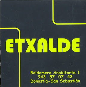 BAR ETXALDE
