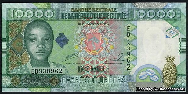 Franc Guinea