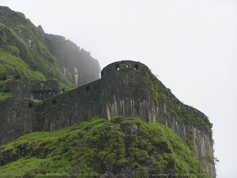 Lohagad Fort Pune Iron Fort