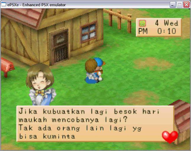 Download Harvest Moon Back To Nature Bahasa Indonesia | Apps ...