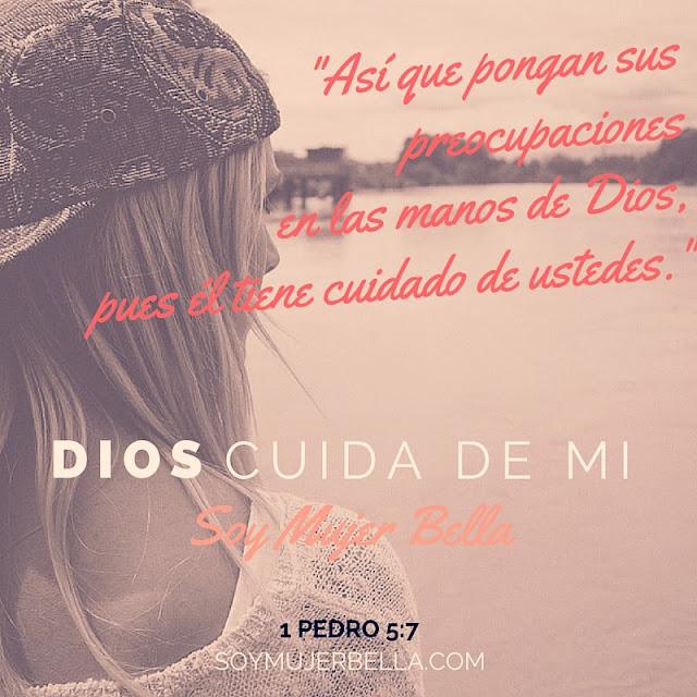 Dios cuida de ti