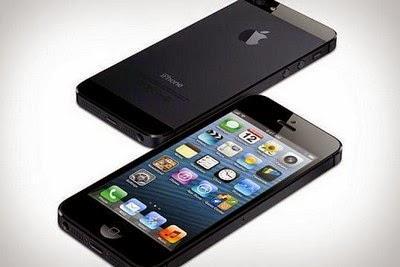 iphone 5 cũ đen