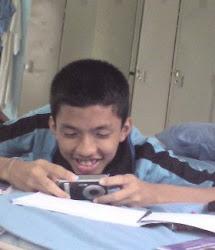 Adik Lelaki saya..(Ahmad Faiz Hadi) Suhaimi ^^