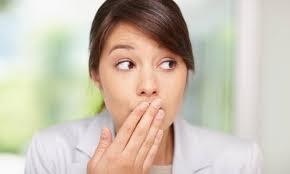 Quais as maiores causas do mau hálito