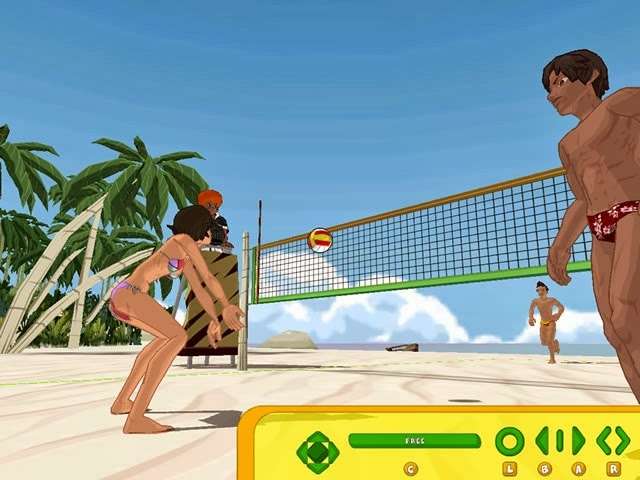 Incredi Beachvolley