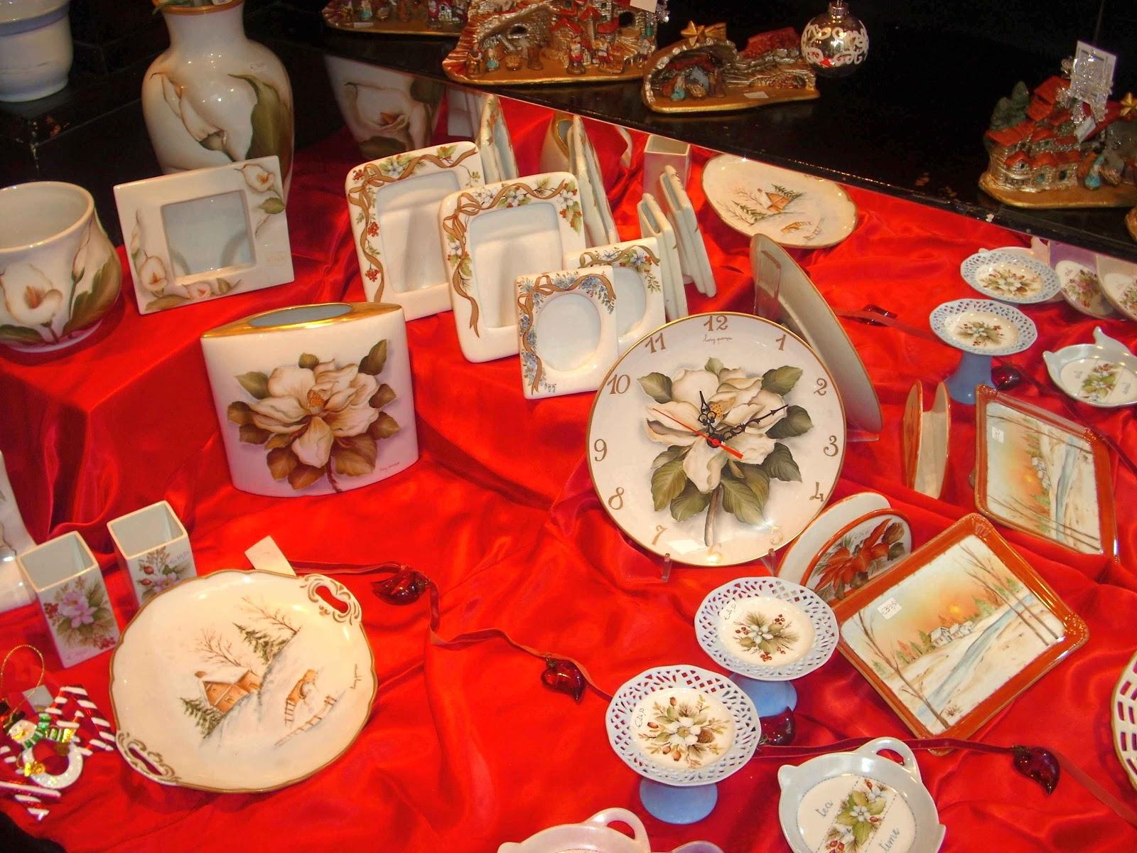 La collezione invernale delle ceramiche di lory arbustum monsleonis