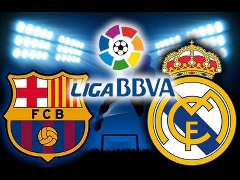 Real Madrid vs Barcelona 2015 Live Streaming