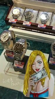 Japan Rolex AD