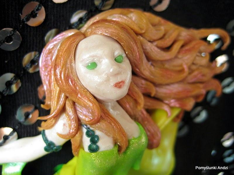syrena, mermaid,