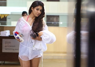 Nayanthara's Beauty Secret Leaked