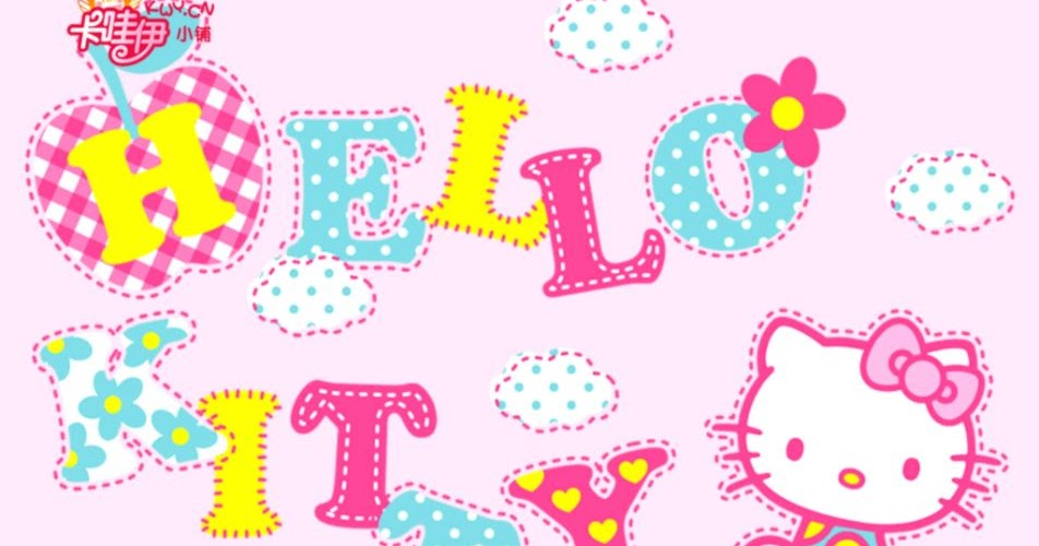 Images Of Wallpaper Hello Kitty Glitter Spacehero