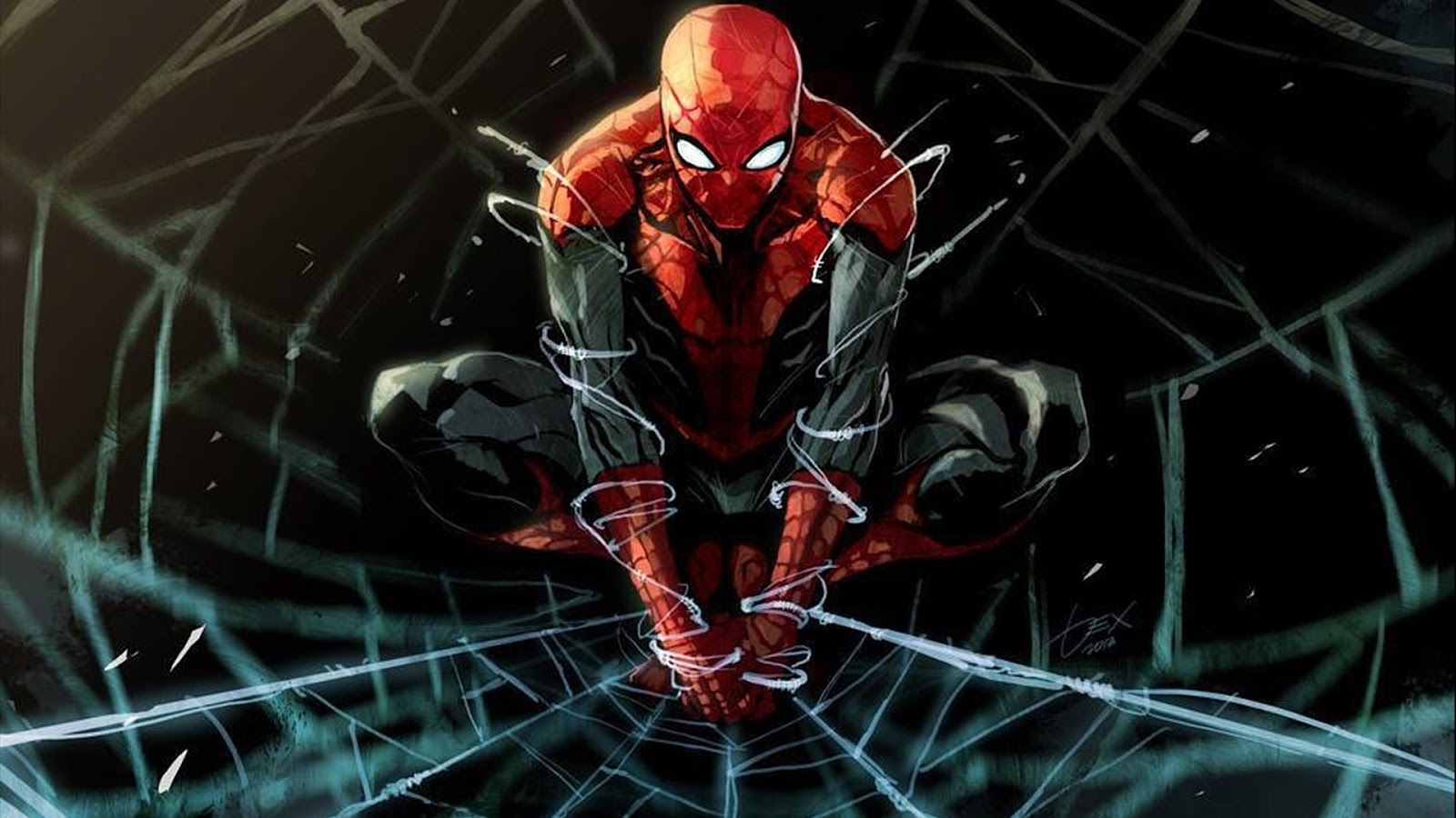 Gambar Spiderman Keren Lengkap | Kumpulan Gambar Lengkap
