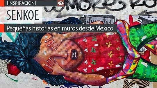 Arte urbano y muralismo de SENKOE