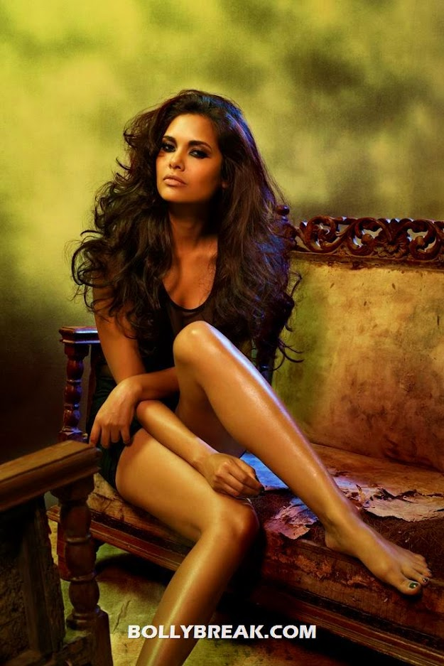 Esha Gupta unseen hot photo from maxim magazine photoshoot - Esha Gupta Maxim Unseen Photo