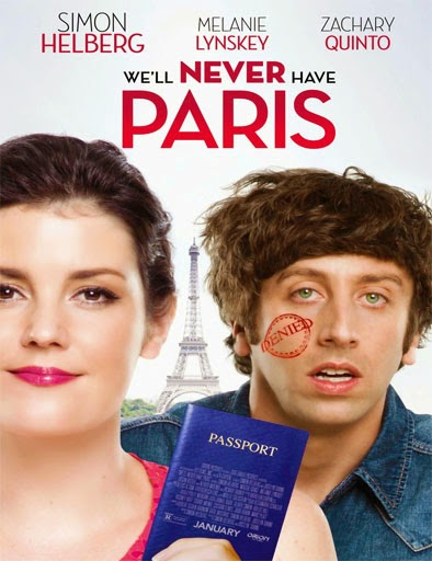 Ver We'll Never Have Paris (2014) Online