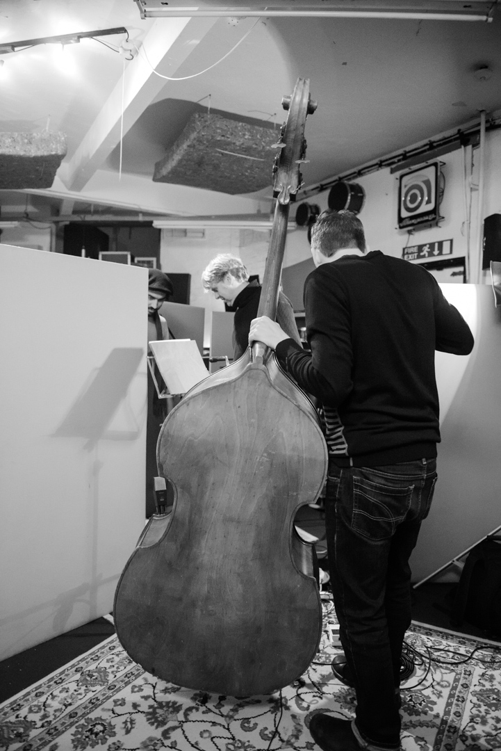 Birmingham recording studio Park Studios JQ | recording live