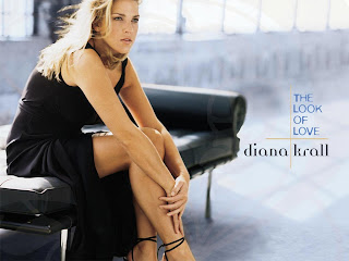 Diana Krall The Look Of Love Wallpaper