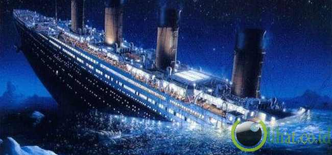 Titanic – $ 5 Juta
