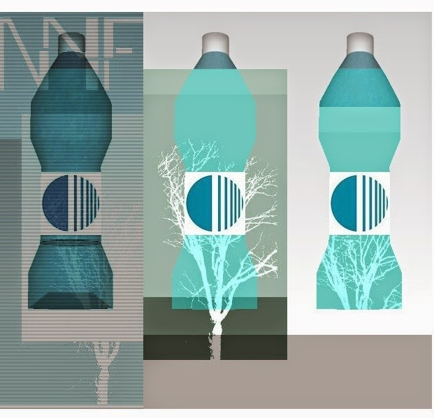 Water Bottle Design for Korea