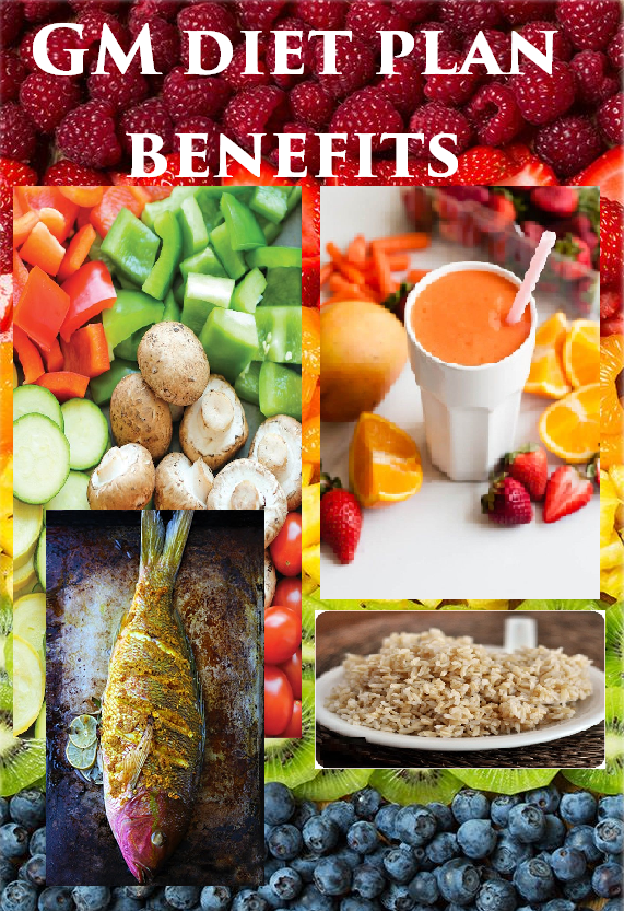 GM Diet Plan Benefits