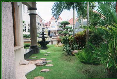 Tukang Taman Malang Konsep Taman Klasik