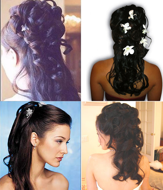 indian wedding hairstyles jewelry