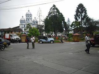 Filandia's neat & tidy main square